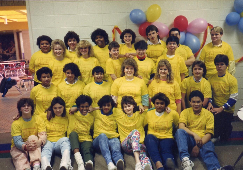 Training Class 1987