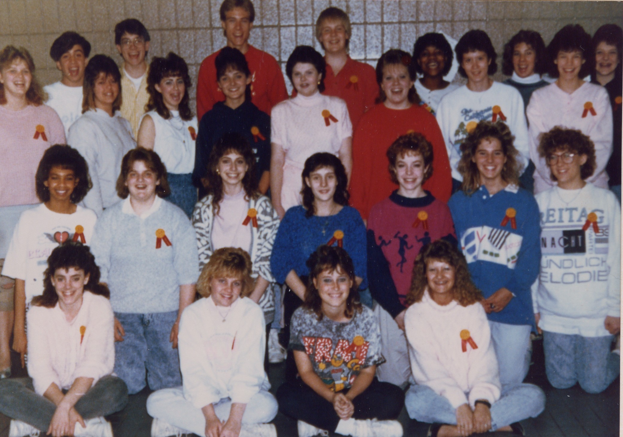 Training Class 1988