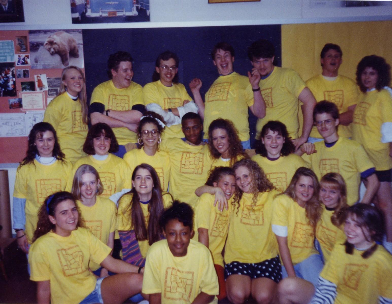 Training Class 1993