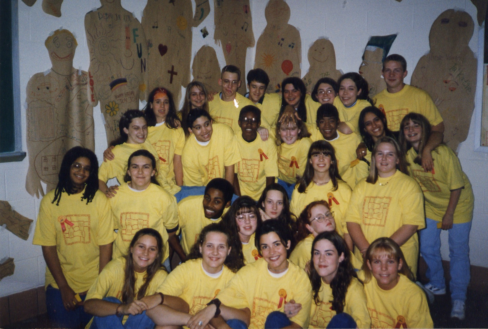 Training Class 1996