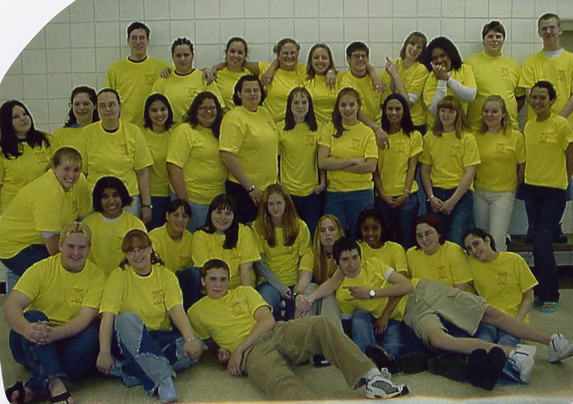 Training Class 2002