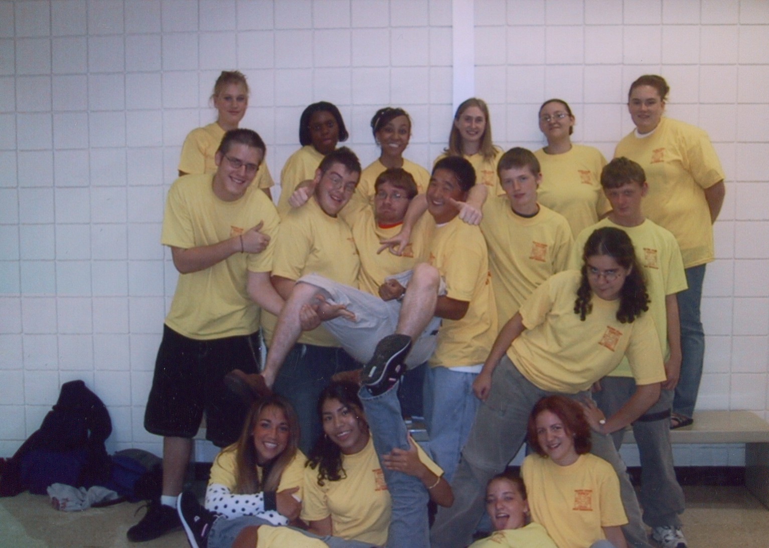 Training Class 2004